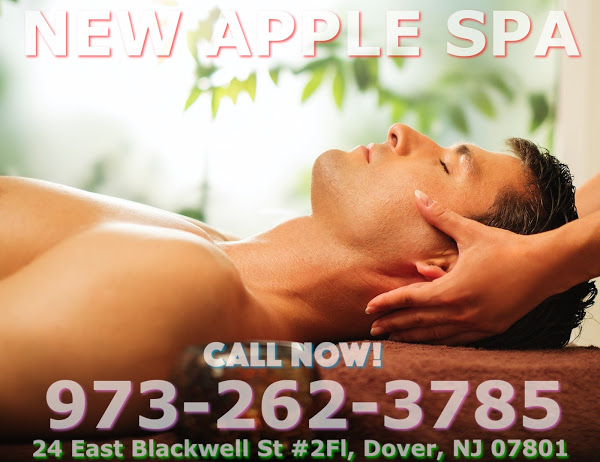 New Apple Spa | Asian Massage Spa in Dover NJ