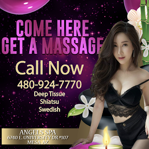 Angels Spa Asian Massage Open