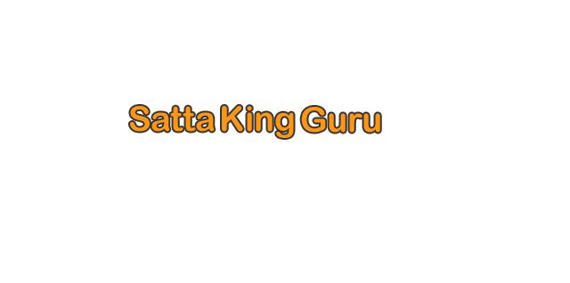 Satta King Guru
