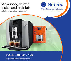 I Select Vending Solutions || 0439 440 106