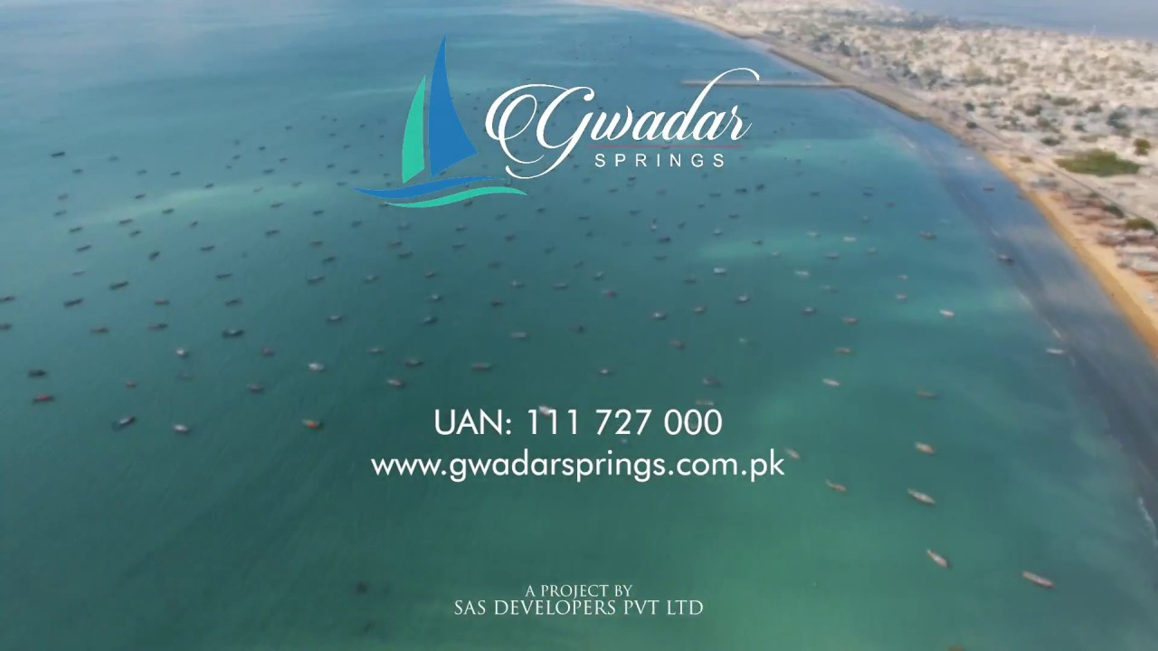 Gwadar springs | GDA Approve Housing Society