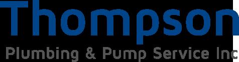 Thompson Plumbing & Pump Service Inc.
