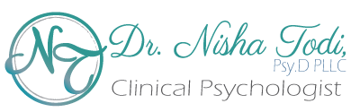 Dr. Nisha Todi, Clinical Psychologist