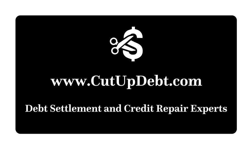 Cut Up Debt Settlement & Credit Repair
