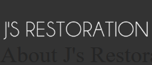 J's Restoration and Coating Service