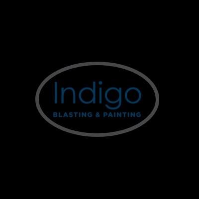 Indigo Blasting & Painting