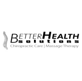 Better Health Solutions Chiropractic Care and Massage Therapy
