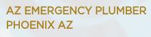AZ Emergency Plumber Phoenix AZ