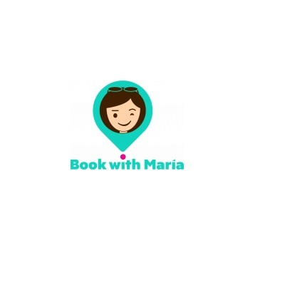 Book with María
