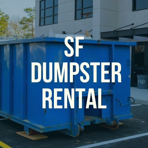 SF Dumpster Rental & Recycling