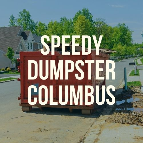 Speedy Dumpster Rental Columbus