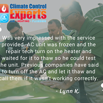 Climate Control Experts Air, Heating, & Plumbing