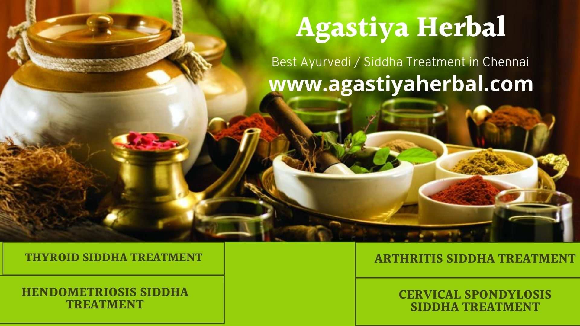 Akasthiya Herbal - Siddha and Ayurveda Treatment in chennai
