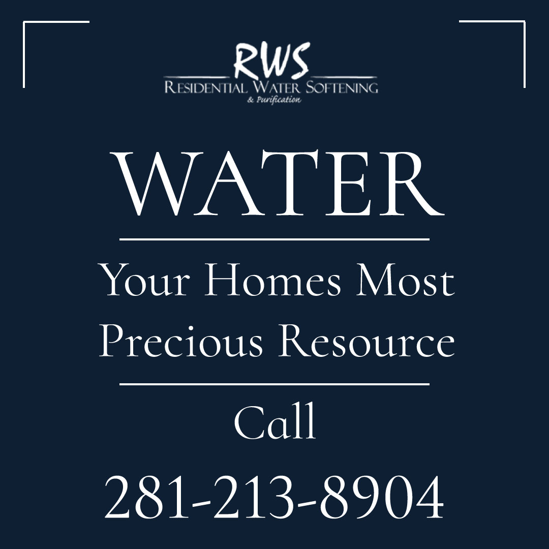 Residential Water Softening and Purification