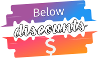 Below Discounts - Your One Stop Marketplace