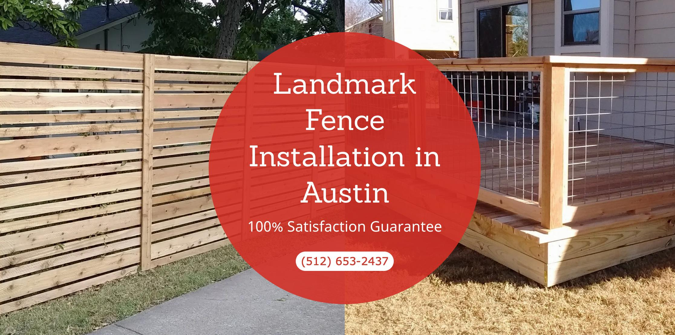Landmark Fence & Deck Company