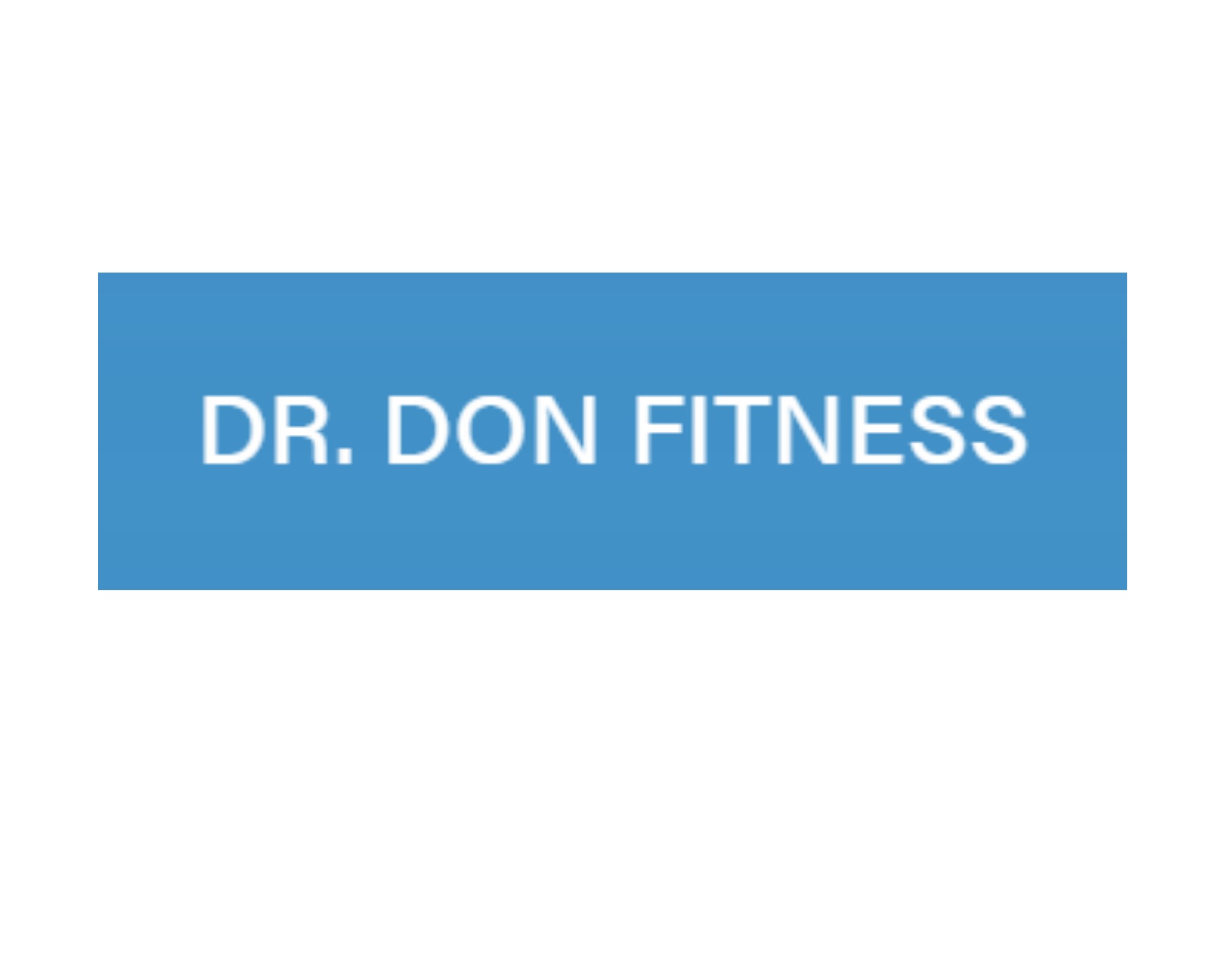 Dr. Don Fitness