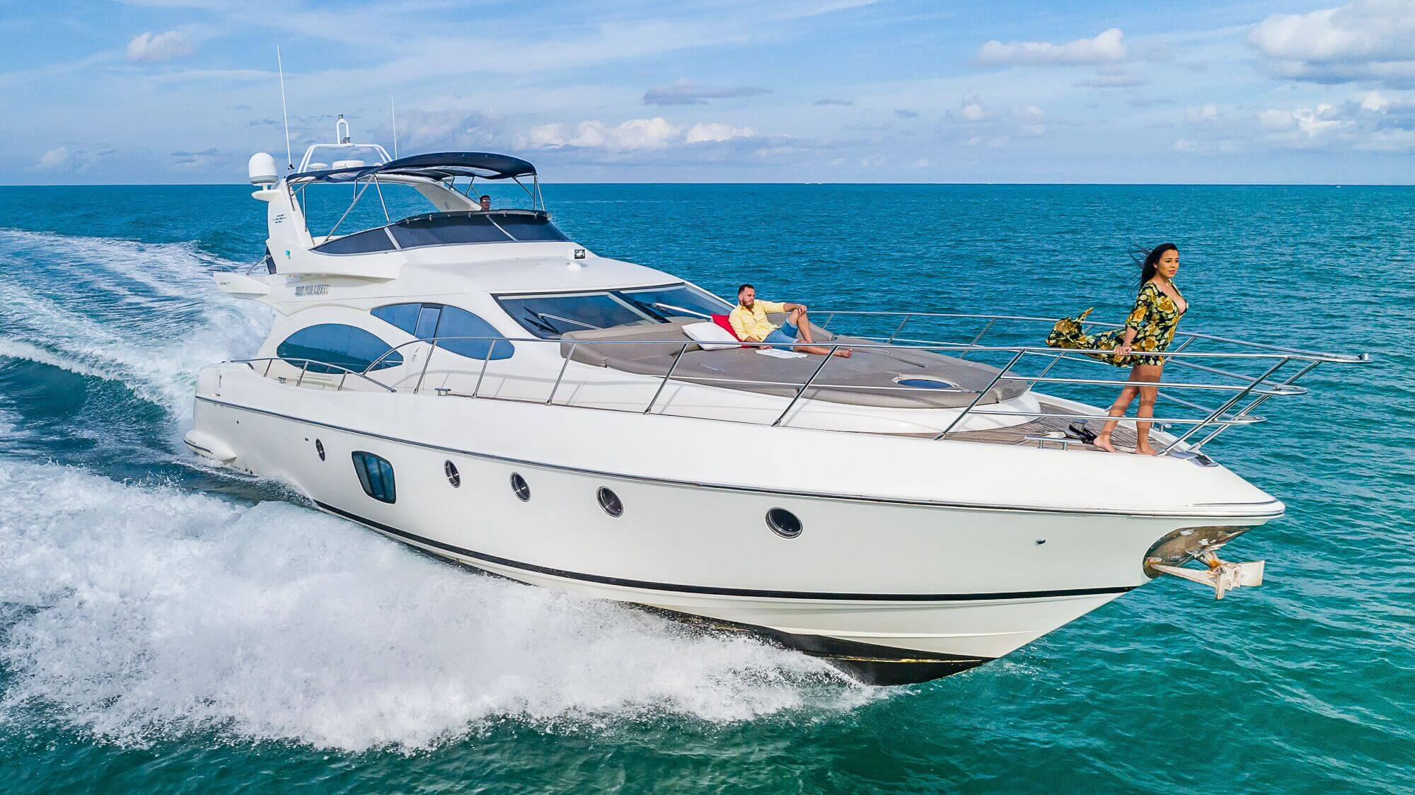 Miami Rent A Chartered Yacht