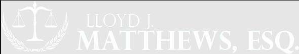 Marietta Criminal Defense | Lloyd J. Matthews, Attorney at Law