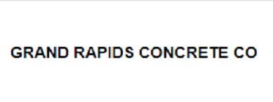 Grand Rapids Concrete Co
