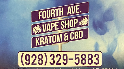 Fourth Ave. Kratom & CBD