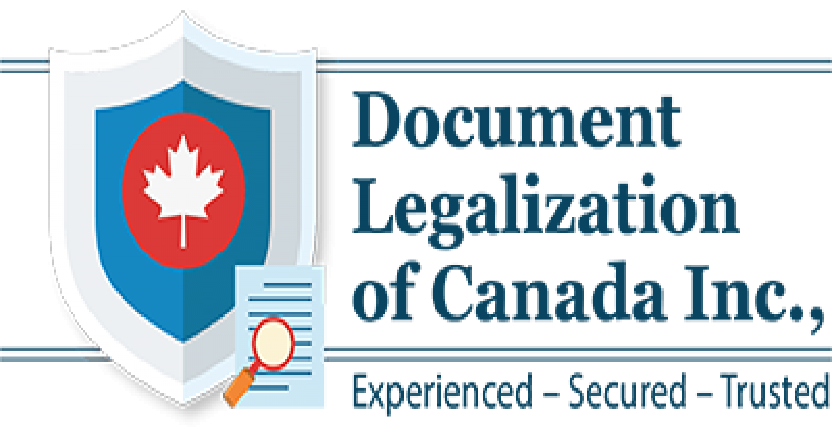 Document Legalization of Canada