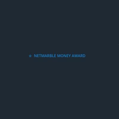 Netmarble Money Award