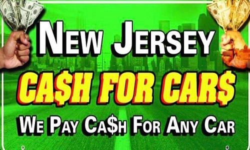 New Jersey Cash For Cars