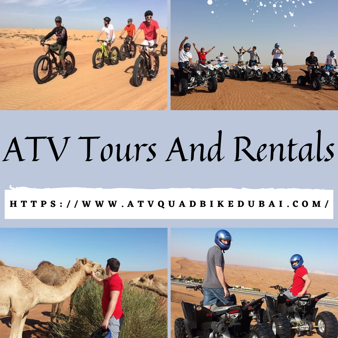 ATV Tours And Rentals