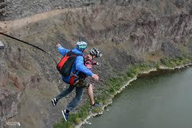 BASE Jumping Twin Falls