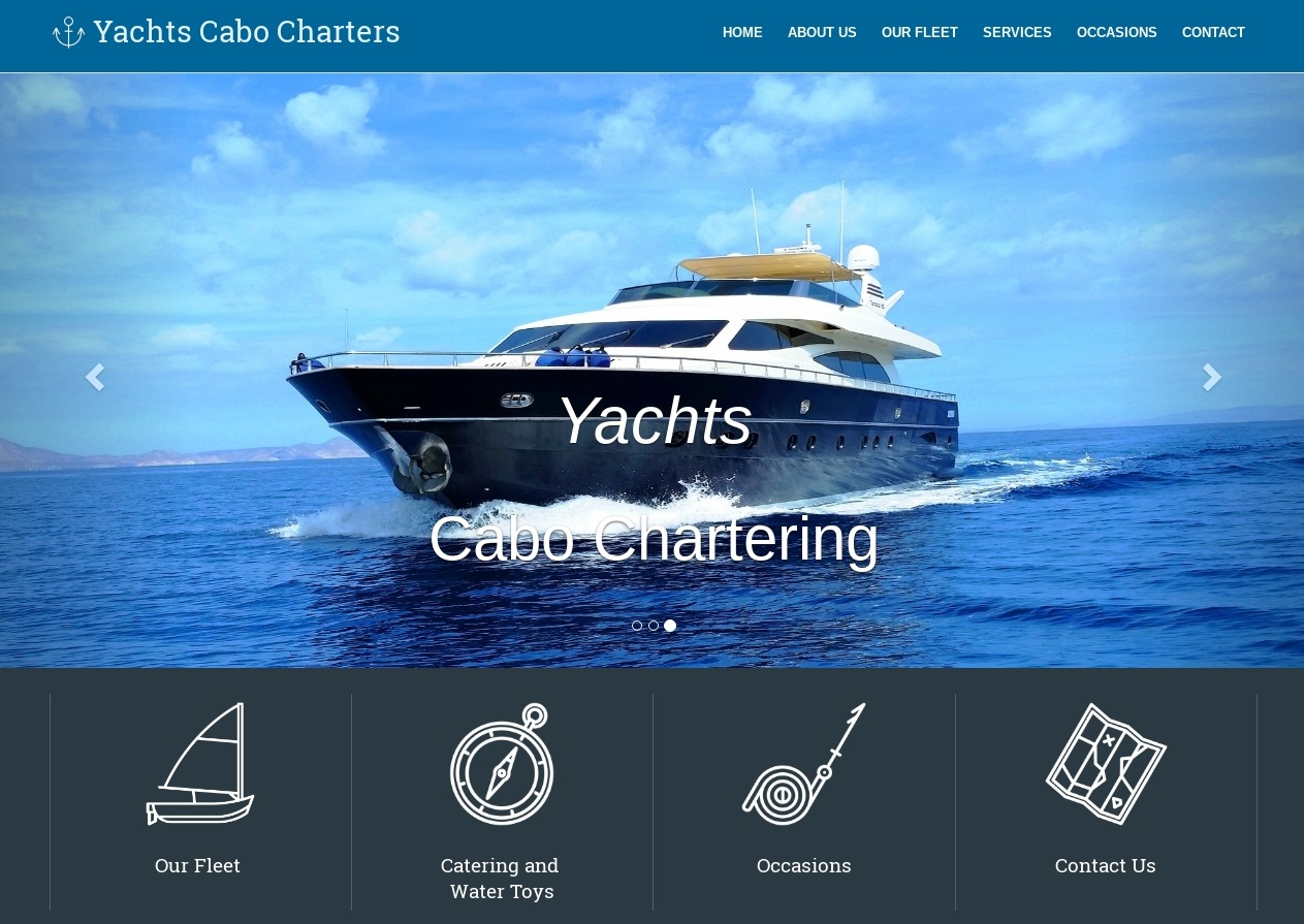 Yacht Charter Cabo