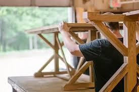 Custom Wood Tables for Sale Charleston SC