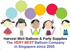Harvest Well Balloon & Party Supplies