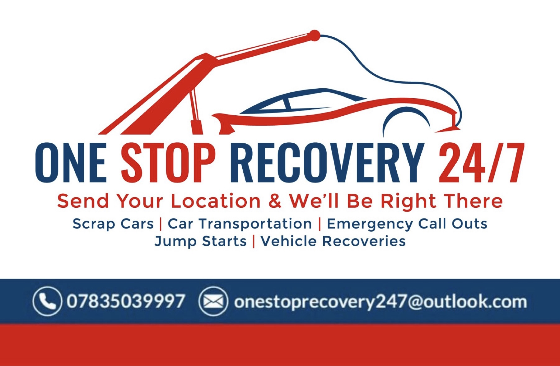 One Stop Recovery 24/7