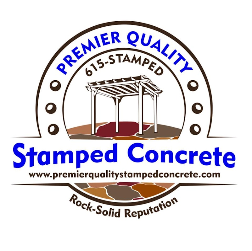 Premier Quality Stamped Concrete