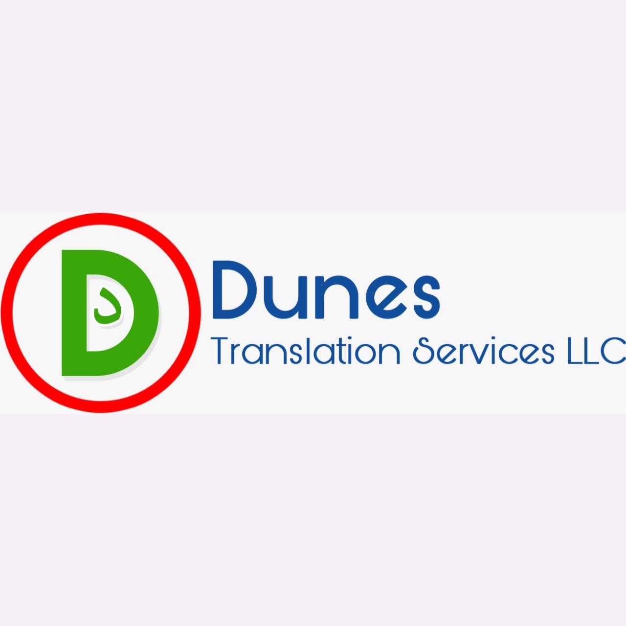 Dunes - document translation dubai