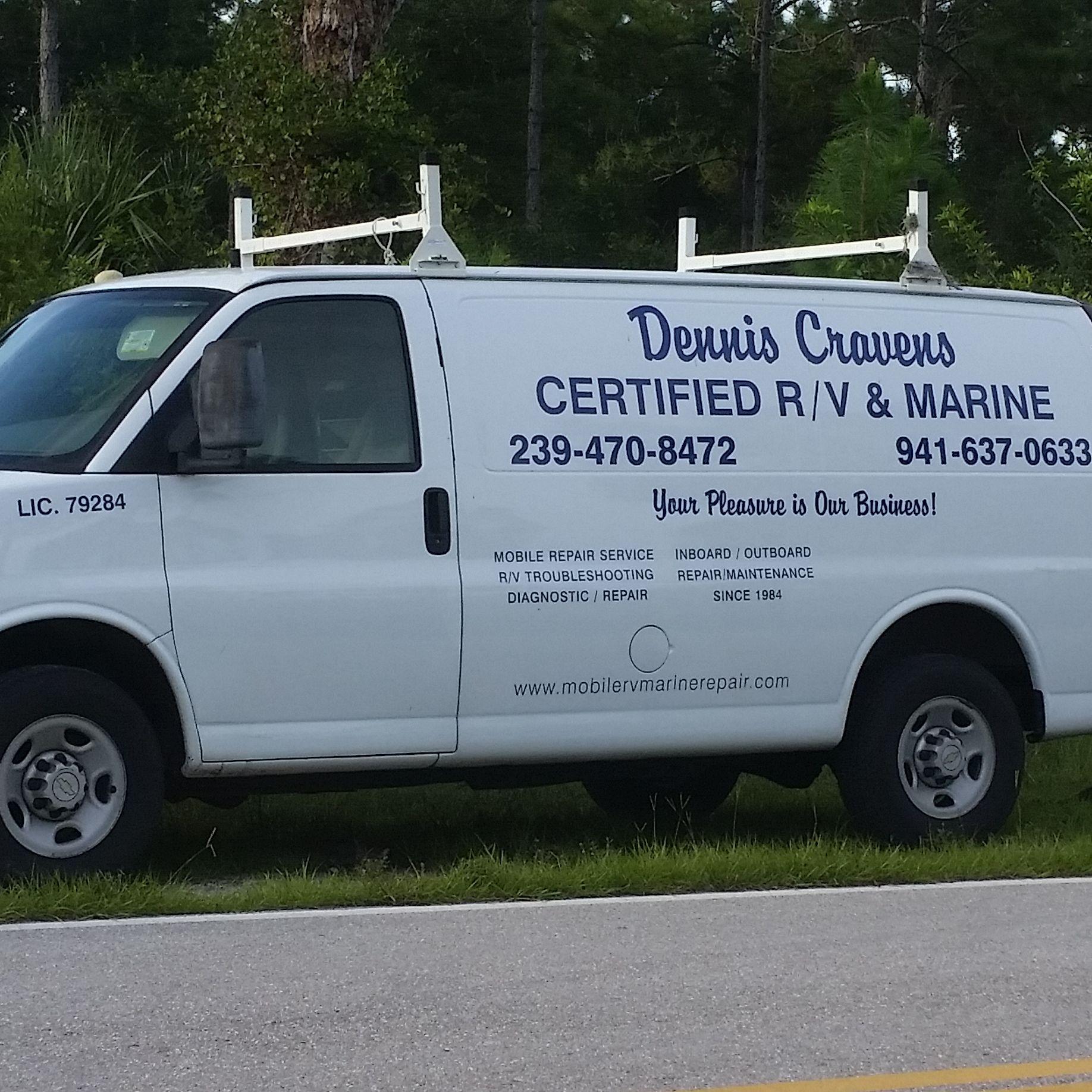 Dennis Cravens Certified RV & Marine, LLC