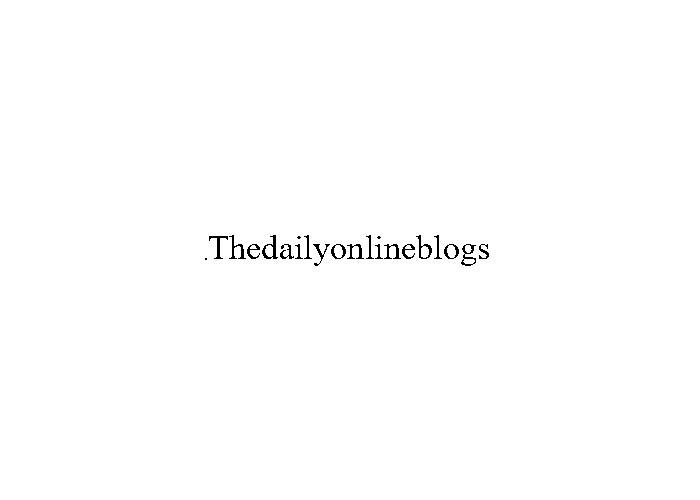 thedailyonlineblogs