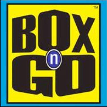 Box-N-Go Storage Pods