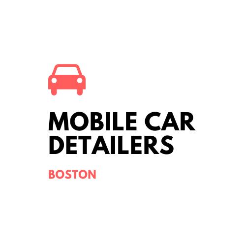 Mobile Car Detailers of Boston