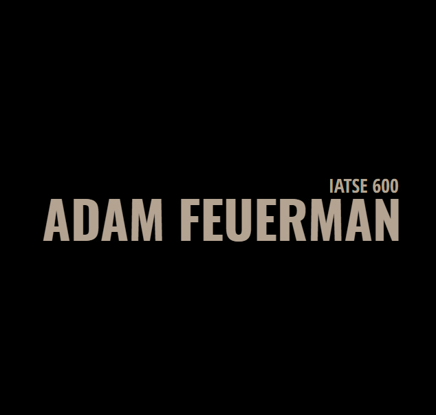 Adam Feuerman Cinematographer