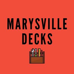 Marysville Decks