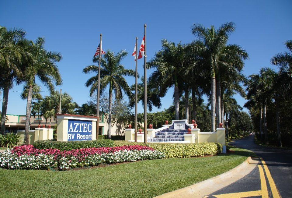 Aztec RV Resort Inc.