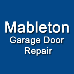 Mableton Garage Door Repair