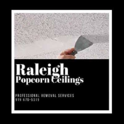 Raleigh Popcorn Ceiling