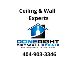 Done Right Drywall Repair & Painting EXPERTS