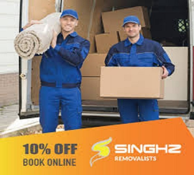 Singhz Removalists Melbourne