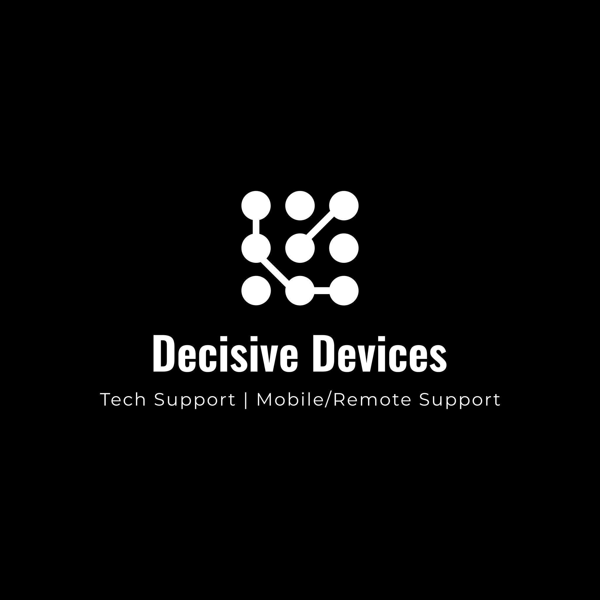 Decisive Devices