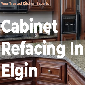 Premium Cabinet Refacing of Elgin