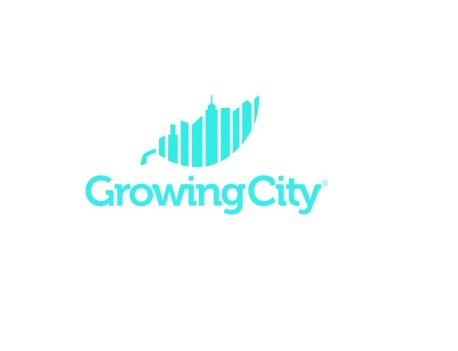 growing city